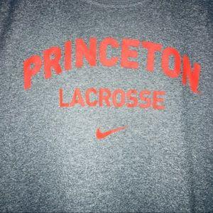 Nike Dri-Fit Princeton Lacrosse Shirt